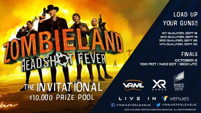Zombieland Headshot Fever Invitational